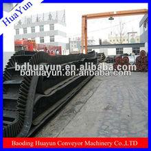 sidewall rubber conveyor belt