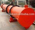 De alta capacidad de cáscara de arroz, el polvo de cobre, fertilizante compuesto secador rotatorio de la máquina