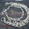 HL031 Metal Training Dog Collar Stainless Steel Material Factory Produce
