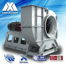 Coupling drivetrain High volume Thermal power plant Centrifugal Fan