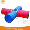 MyPet 4- hole polyester Dog play tunnel pet supply