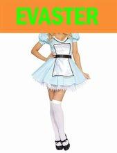 2012 new design Alice in Wonderland Costume