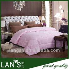 soft wool quilt+ 100% cotton patchwork quilt