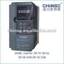 380v 2.2kw motor higher performance ac frequency inverter50/60Hz