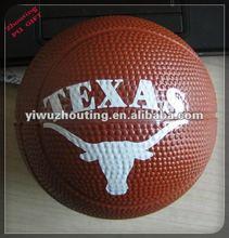 pu basketball stress ball