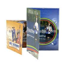 Cd DVD digipack emballage