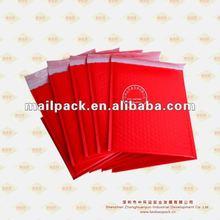 Color poly bubble envelopes
