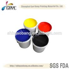 GB903 High grade flexo printing ink,water based rinting ink,carton flexo printing ink
