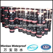 SBS/APP modified bituminous waterproofing