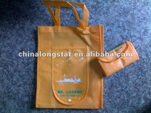 New Recycle Folding Nonwoven Bag
