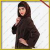 2014 Fashion jilbab for islamic wear with 100% cotton fabric