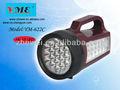 Led rechargeable lampe à main ym-622c