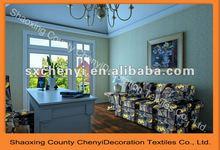 2012 upholstery animal printed sofa fabric