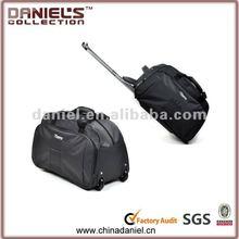 2012 Durable and fashion school travel trolley bag