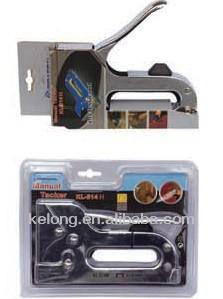Kl-s14h de alta resistencia manual de la pistola de mano tacker con R13 uñas