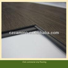 Click commerial vinyl flooring