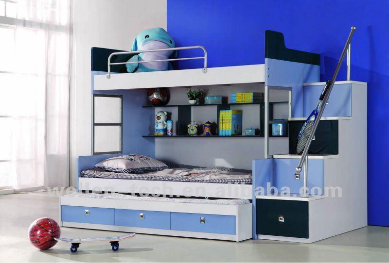 Wm8801 de colores 2012 Stylest mdf kid muebles literasCamas para