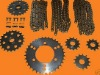 dirt bike chain and sprocket kit with best 428 chain