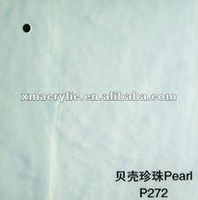 2012 Cast Newest PMMA Flexible Acrylic Sheet