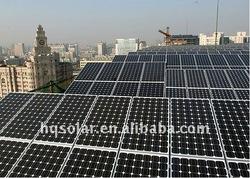 290w monocrystalline solar panel for solar panel system