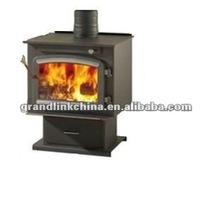 smokeless wood stove