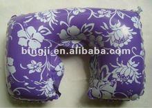 fashion inflatable bath pillow