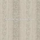 embroidery textile wallpaper/european style design/glitter wall paper