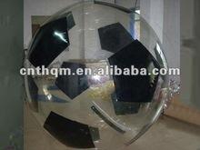 human bubble ball water