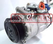 Denso 7SEU17C AIR AC COMPRESSOR for Mercedes Benz C Class W203 C180 W211 W220 W163 2007> 0002306511/ 0002308511/ 0002308811
