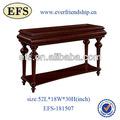 Divano in legno antico vintage consolle( efs- 181507)