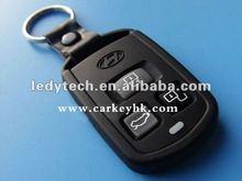 Top quality Hyundai 3 button remote control Sonata shell keyless case key blank