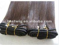 Chinese Human hair wholesale hair weft beautiful wave 100% virgin brazilian human hair