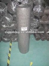 flooring brick/fabric tent material/waterproof carpet padwith PE back coating