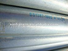 galvanized tube for door
