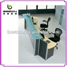 2012 office reception desk acrylic NA-003