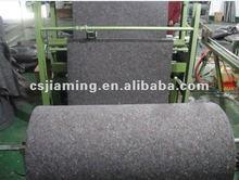 waterproof needle punched nonwoven automotive carpet/car carpet/polyethylene distributors