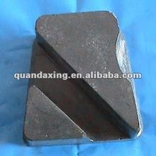 Resin bonded frankfurt diamond abrasive for marble, resin marble abrasive
