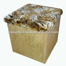 beautiful! tiger folding stool