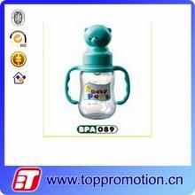 Plastic sterilizer cartoon lovely baby bottle