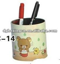 2012 new style tin pen holder