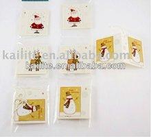 2013 handmade christmas card
