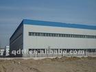 Prefabricated quonset lightweight steel restaurant building