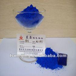 glass mosaic enamel frits blue pigment