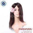 Middle cap 100 brazilian virgin full lace wig human hair wig