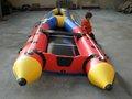 2012 (CE) barcos inflables /raft del agua del PVC para la venta