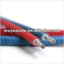ul 3172 heating wire fiber silicon insulated wire