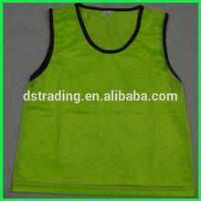 Custom design soccer training jersey, soccer training vest