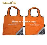 new design eco friendly nylon foldable reusable shopping bags