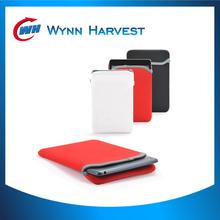 Red Black White Neoprene Laptop Case Bag Neoprene Sleeve for Ipad Mini