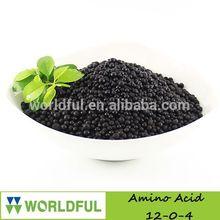 Organic Amino Acid Fertilizer with NPK (12-0-4)